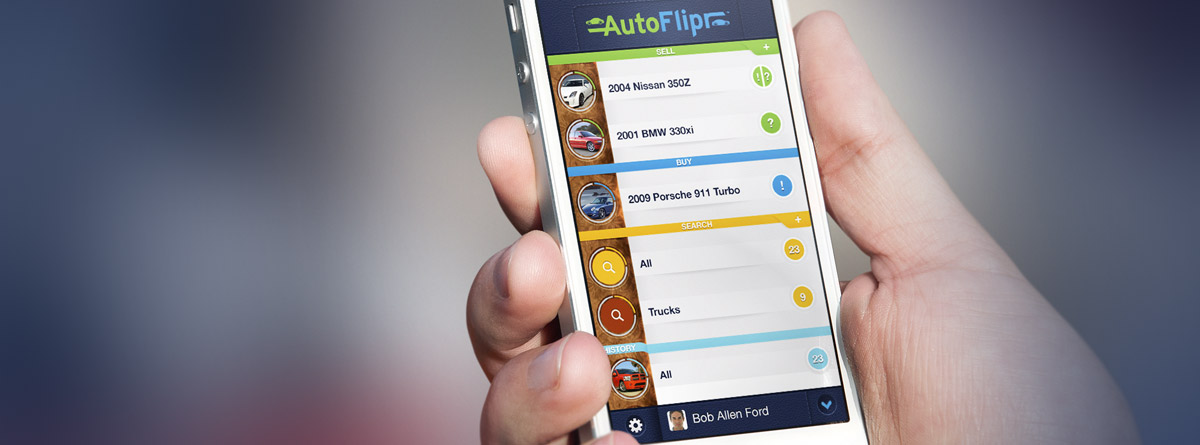 AutoFlipr application