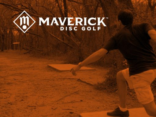 Maverick Disc Golf