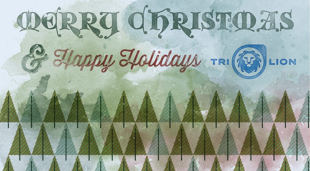 Merry Christmas from TriLion!